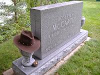 Senator Joe McCarthy - R.I.P.