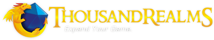 Thousand Realms Adventure Games