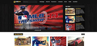 Responsive Video Blogger Template Download - Tubemag Responsive Blogger Template