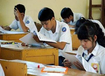 Kelulusan SMP 2012