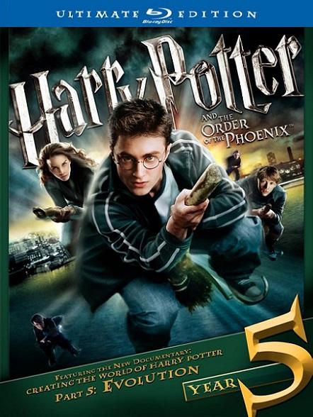 Harry Potter and the Order of the Phoenix (Harry Potter y la Orden del Fénix) (2007) 1080p BluRay REMUX 20GB mkv Dual Audio PCM 5.1 ch