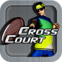 Cross Court Tennis QVGA ou + .Apk