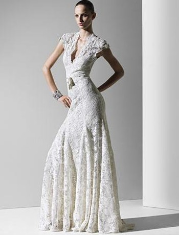 Hairstyle Makmbut: 2011 Wedding Dresses Fashion Trends-Famous ...