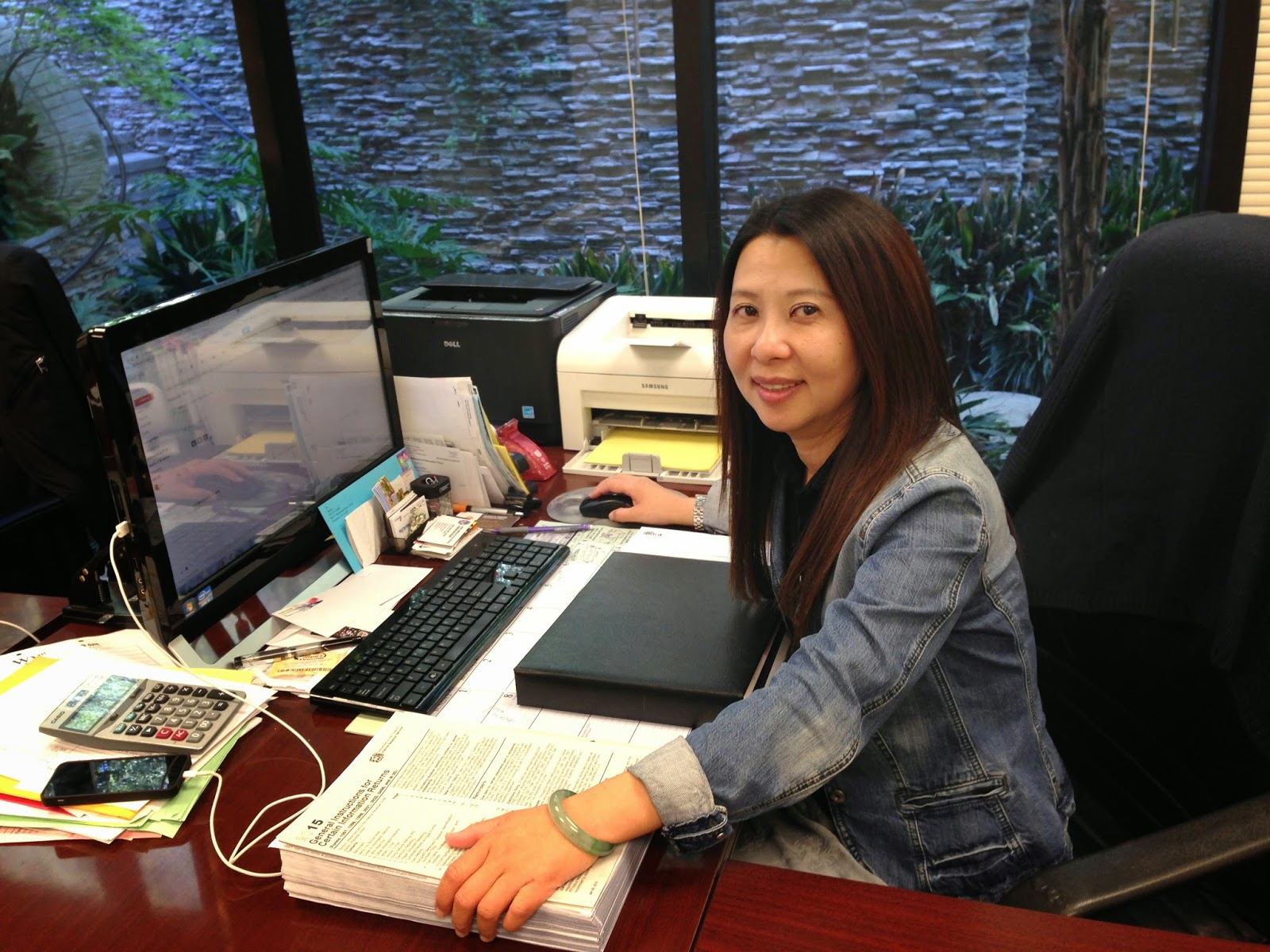 AIEF CFO Jessica