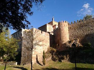 Murallas Toledo