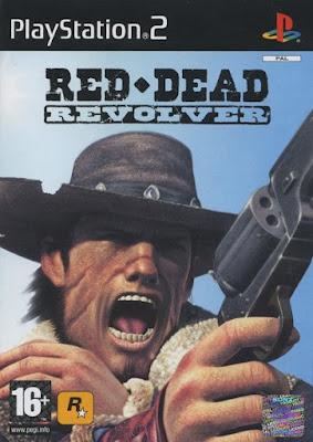Red Dead Revolver 2004 PS2 NTSC Spanish