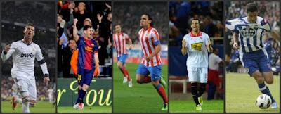 Spanish Football 2013