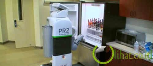 Beer Fetching Robot