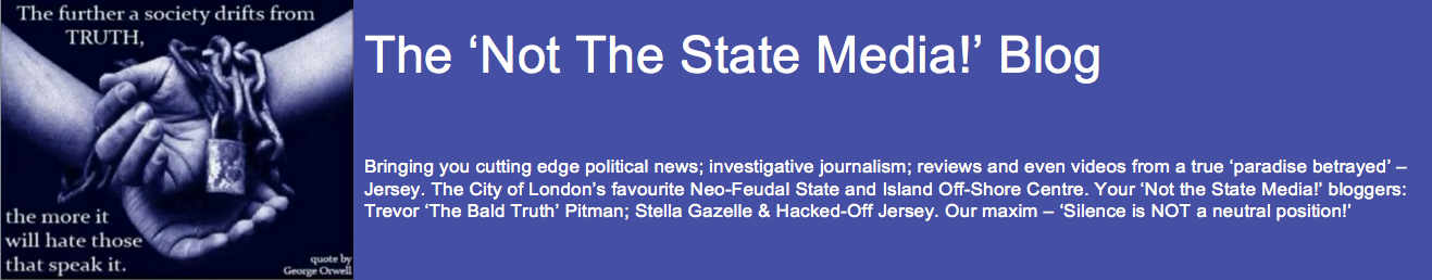 The 'Not The State Media!' Blog