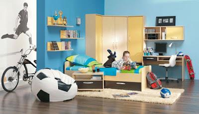 Энергии детской комнаты