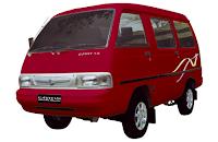 HARGA TERBARU CARRY 1.5 REAL VAN