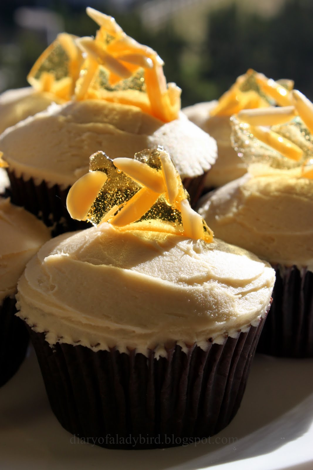 here s how sticky date cupcakes with butterscotch buttercream and