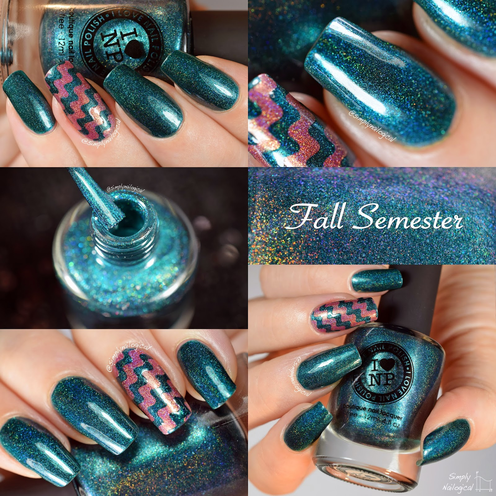 Fall Semester - ILNP Fall 2014 collection swatch