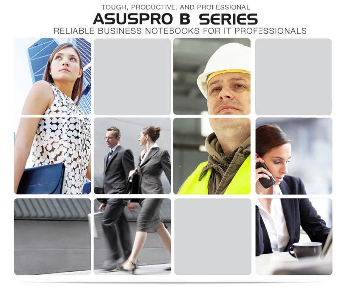 ASUSPRO BU201LA, Teman Para Profesional