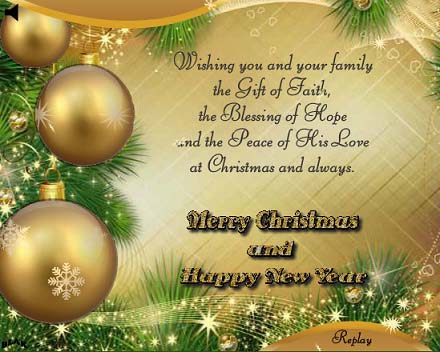 christmas wishes messages (sms carol )