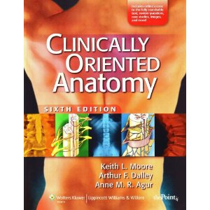Moore dalley clinically oriented anatomy