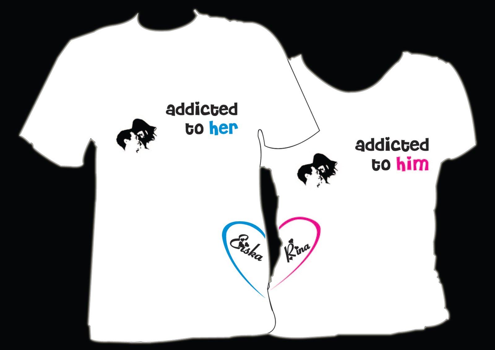 Design t shirt couple - Design T Shirt