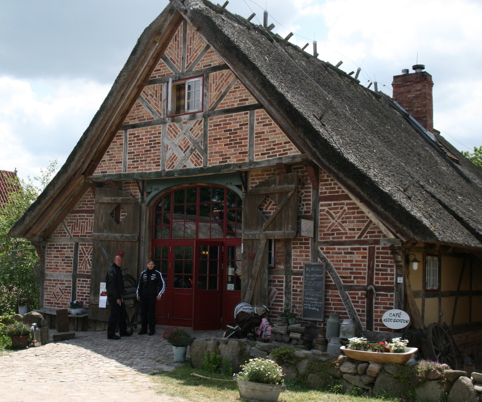 Cafe Alte Zeiten In Schattin