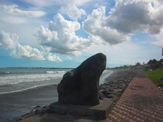 Tempat Wisata Pantai Manyar Ketewel Gianyar Bali