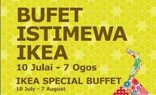 Buffet Ramadhan Ikea 2013