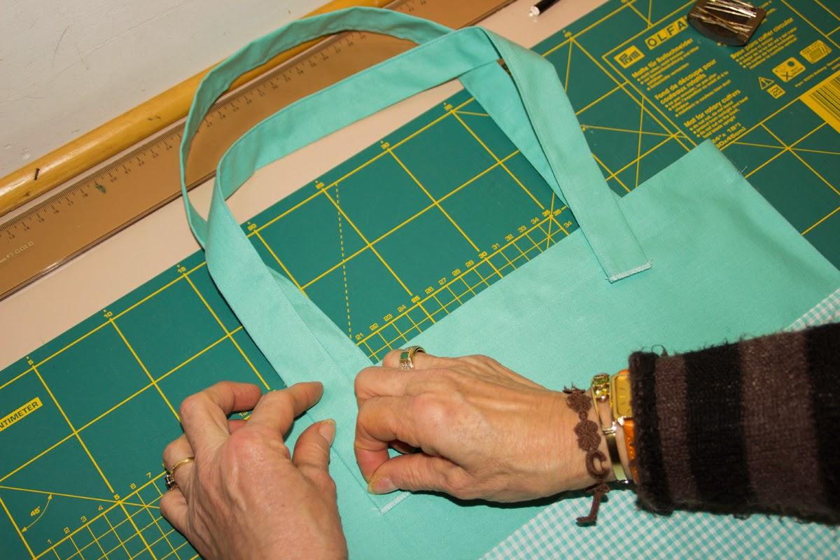 Cucitura dei manici | FabricUp