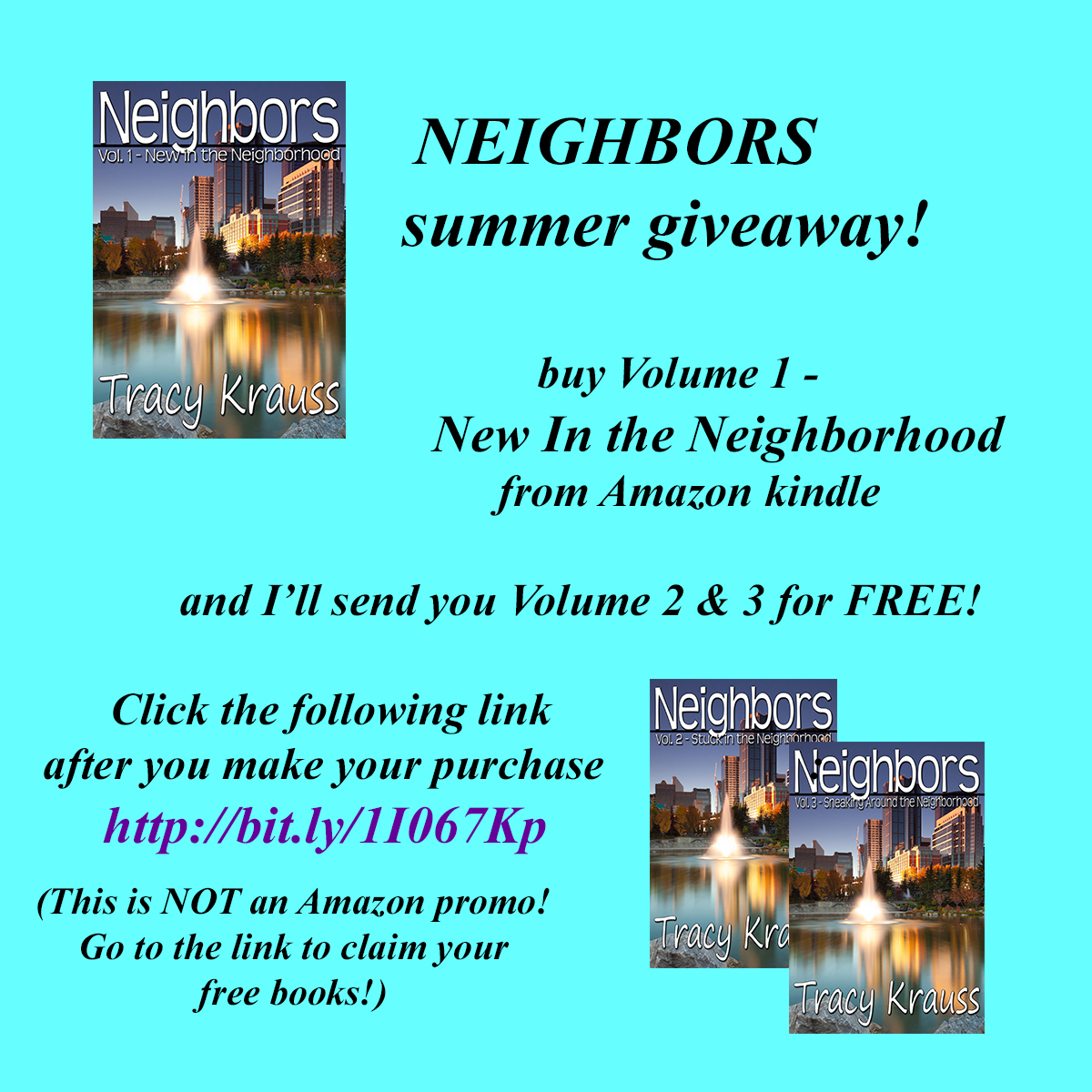 NEIGHBORS Giveaway!
