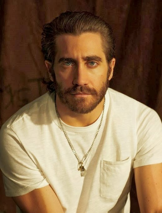 Jake Gyllenhaal in copertina a Man of the World