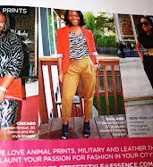 Featured in March 2011 Essence