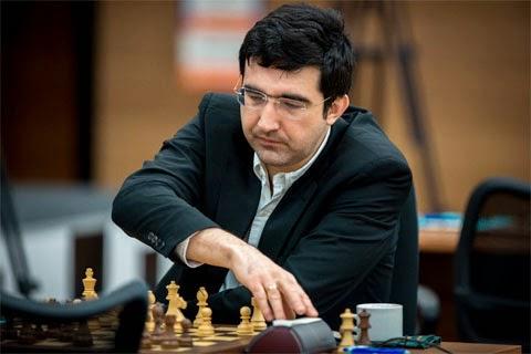 Echecs : Vladimir Kramnik © Chess & Strategy