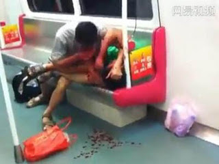 Chinese Cannibal Eats Man On The Train