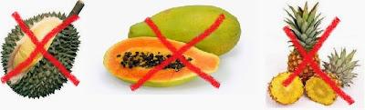 makanan yang dilarang untuk ibu hamil   makanan pantangan ibu hamil   pantangan ibu hamil muda