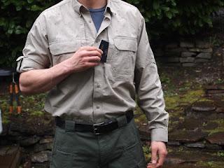 5.11 Tactical Shirt Front