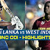 Sri Lanka Vs West Indies - 3nd ODI - Highlights 7th Nov - 2015