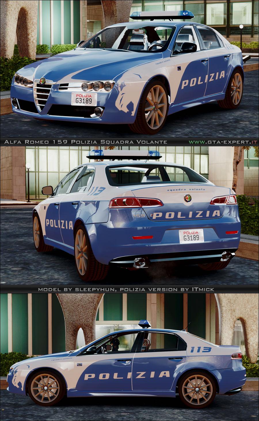 Alfa Romeo Policja Gta Sa Chomikuj: