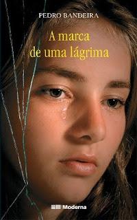A Marca de Uma Lágrima capa do livro