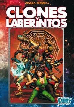 """Colección Oenlao: """"Clones y Laberintos"""""""