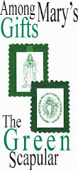 Blessed Green Scapulars