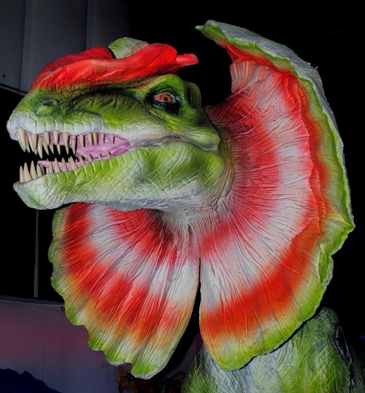 The Dinosaur Experience