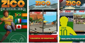 Zico el juego oficial gratis en tu celular