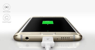 Fitur Keren Dan Lengkap Pada Samsung Galaxy S6 Edge