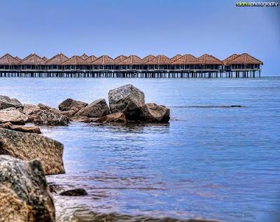 Tempat Menarik Dan Percutian Di Selangor - Sepang Gold Coast dan Pantai Bagan Lalang