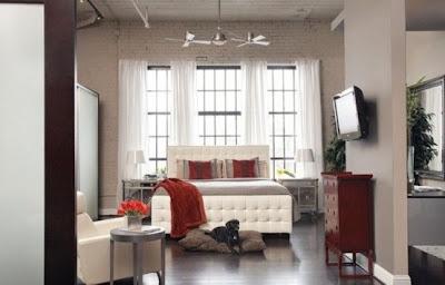 decoración interior loft
