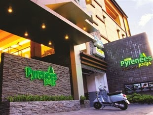 hotel pyrenes jogja