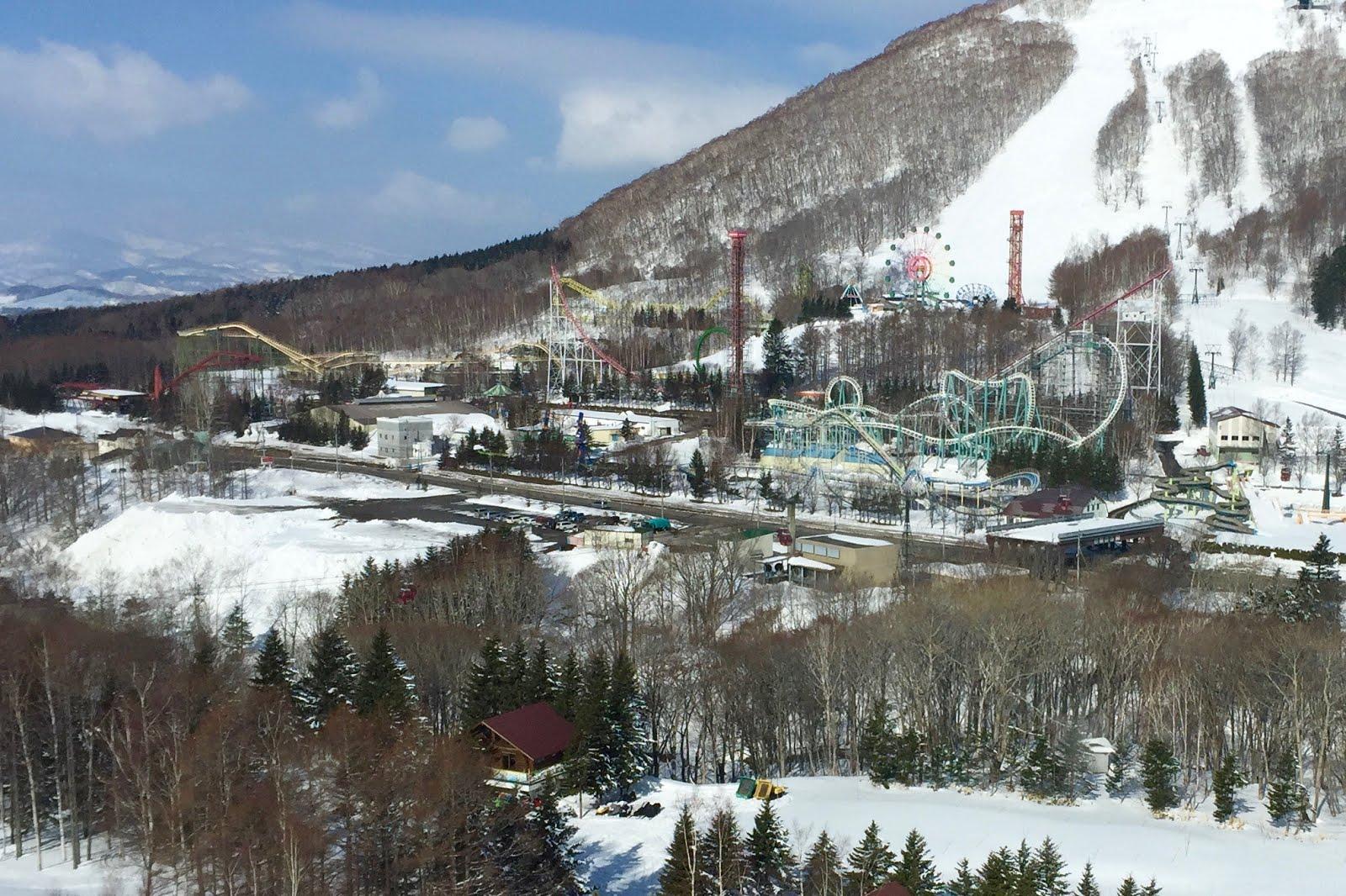 hoeffler family world trip 2017: rusutsu ski resort, hokkaido, japan