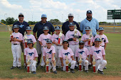 Tournament Champions - 8U Round Rock Mother's Day Madness, May 2012
