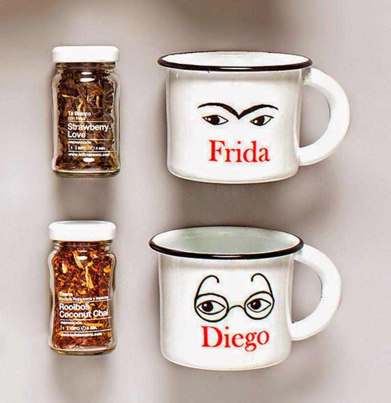 Objetos de diseño para el desayuno
