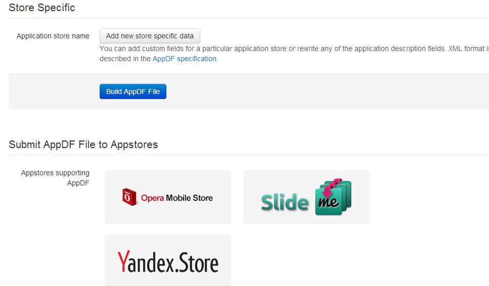 AppDf – Une web app pour uploader vos app android sur plusieurs app stores, A Unix Mind In A Windows World
