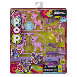 MLP Wave 1 Deluxe Style kit Twilight Sparkle Hasbro POP Pony