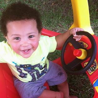Isaac (14 months)