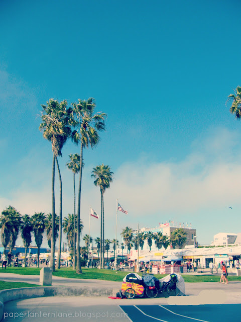 Venice Beach-- Basketball Courts